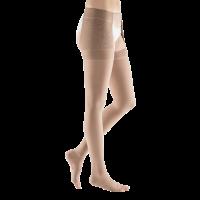 Kompresinės kojinės su diržu COTTON by SIGVARIS,  2 k.kl.