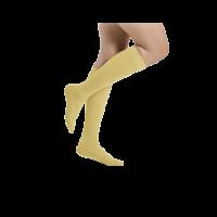 Geltonos spalvos 2 k.k. kojinės iki kelių moterims MAGIC COLORS by Sigvaris