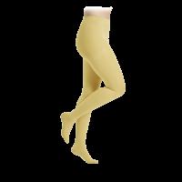 Geltonos spalvos 2 k.k. pėdkelnės moterims MAGIC COLORS by Sigvaris