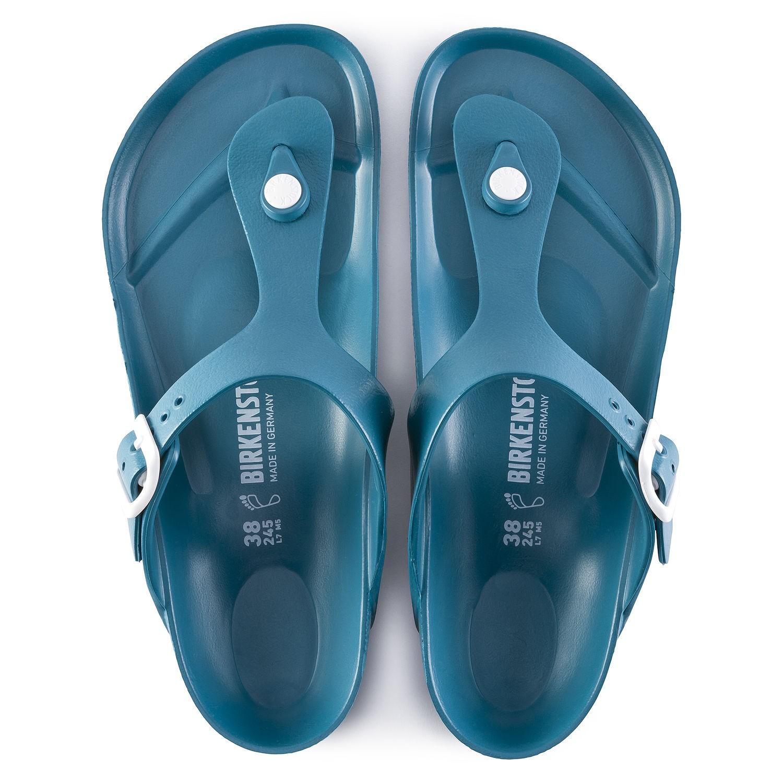 Šlepetės Gizeh Eva turquoise 1013098