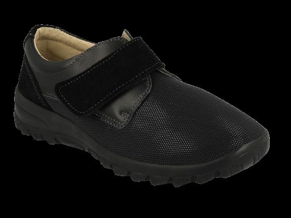 Juodos spalvos moteriški batai Befado 156D101