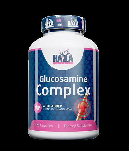 Haya Labs Glucosamine Complex 120 kaps.