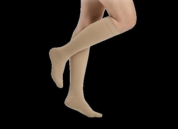 Kompresinės kojinės iki kelių Essential CLASSICAL by SIGVARIS, 1 k.kl.