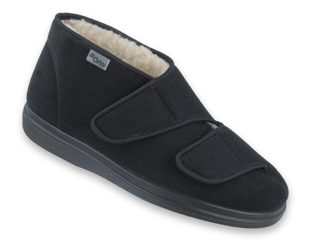 Vyriški batai su vilna 986M011