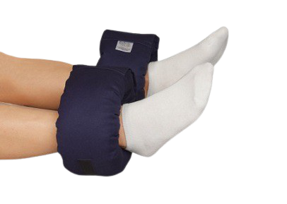 Grikių lukštų pagalvėlės kulnų pragulų profilaktikai