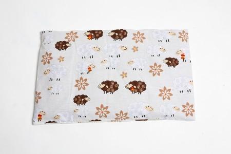 Plona grikių lukštų pagalvė 60 x 40 cm.