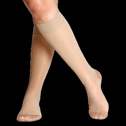 Profilaktinės kojinės iki kelių DELILAH 140D by SIGVARIS
