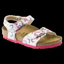 Rožinės spalvos vaikiškos basutės Birkenstock 1015621
