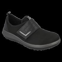 Juodos spalvos moteriški batai Befado 156D002