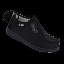 Juodos spalvos moteriški batai Befado 387D005