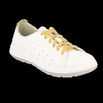 Baltos spalvos moteriški batai Befado 156D010