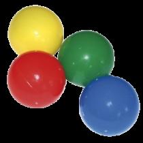 Kamuoliukas plaštakos mankštai Freeball Mini 4 cm