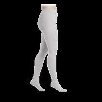 Šviesios pilkos spalvos kompresinės pėdkelnės moterims MAGIC COLORS by Sigvaris