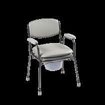 Tualeto kėdė su paminkštinta sėdyne Kid-Man