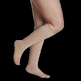 Kompresinės kojinės iki kelių COTTON by SIGVARIS, 3 k.kl.