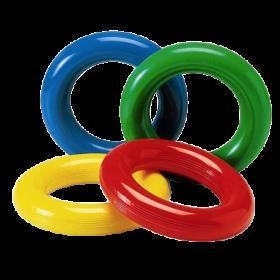 Minkštas mankštos žiedas Gym Ring Ø 18 cm