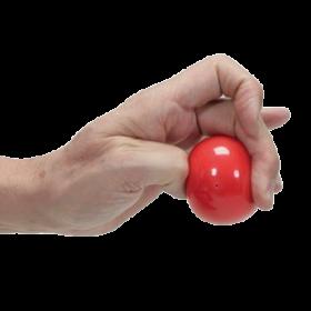 Kamuoliukas plaštakos mankštai Freeball Maxi 5,5 cm