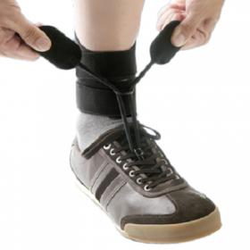 Kulkšnies-pėdos įtvaras AB01 (krentančiai pėdai)