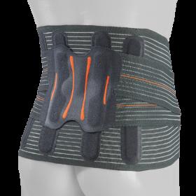 Tekstilinis nugaros įtvaras Orliman LTG-305