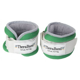 Svareliai-apyrankės Thera-band 0,7 kg