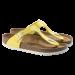 Geltonos spalvos moteriškos šlepetės Birkenstock 1014508