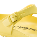 Geltonos spalvos moteriškos šlepetės Birkenstock 1014566