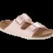 Rožinės spalvos moteriškos šlepetės Birkenstock 1020087