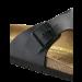 Juodos spalvos moteriškos šlepetės Birkenstock 44791