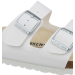 Baltos spalvos moteriškos šlepetės Birkenstock 51731