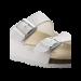 Baltos spalvos moteriškos šlepetės Birkenstock 51733