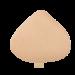 Medžiaginis krūties protezas 66227