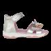 Rožinės spalvos vaikiškos basutės D.D.Step