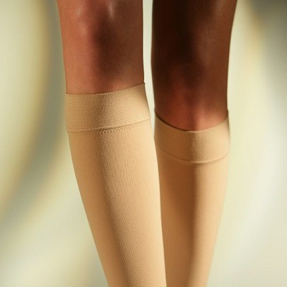 521b0010a2 Class 2 compression calf stockings COTTON by SIGVARIS