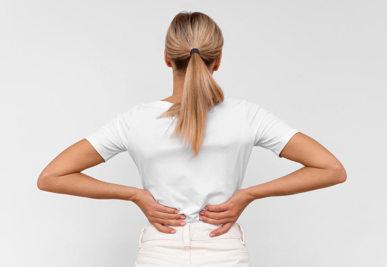 Atsikratykite nugaros skausmo jau šiandien