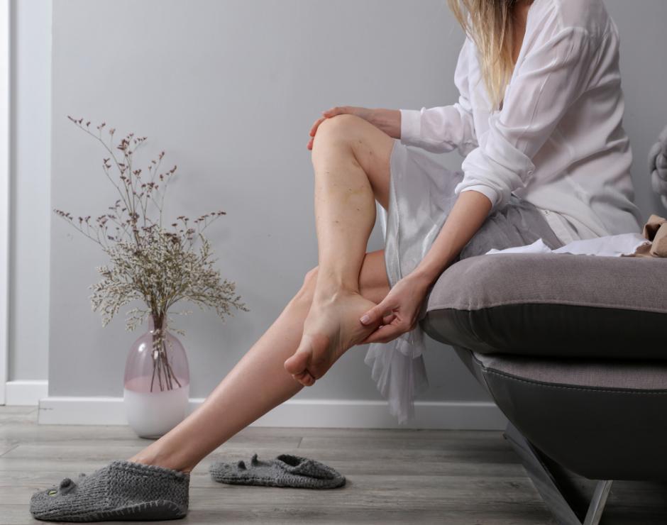 Kodėl kojos dažnai pavargusios ir sunkios?