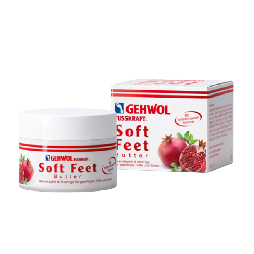 Išvargintos ir sausos odos sviestelis GEHWOL FUSSKRAFT Soft Feet Butter