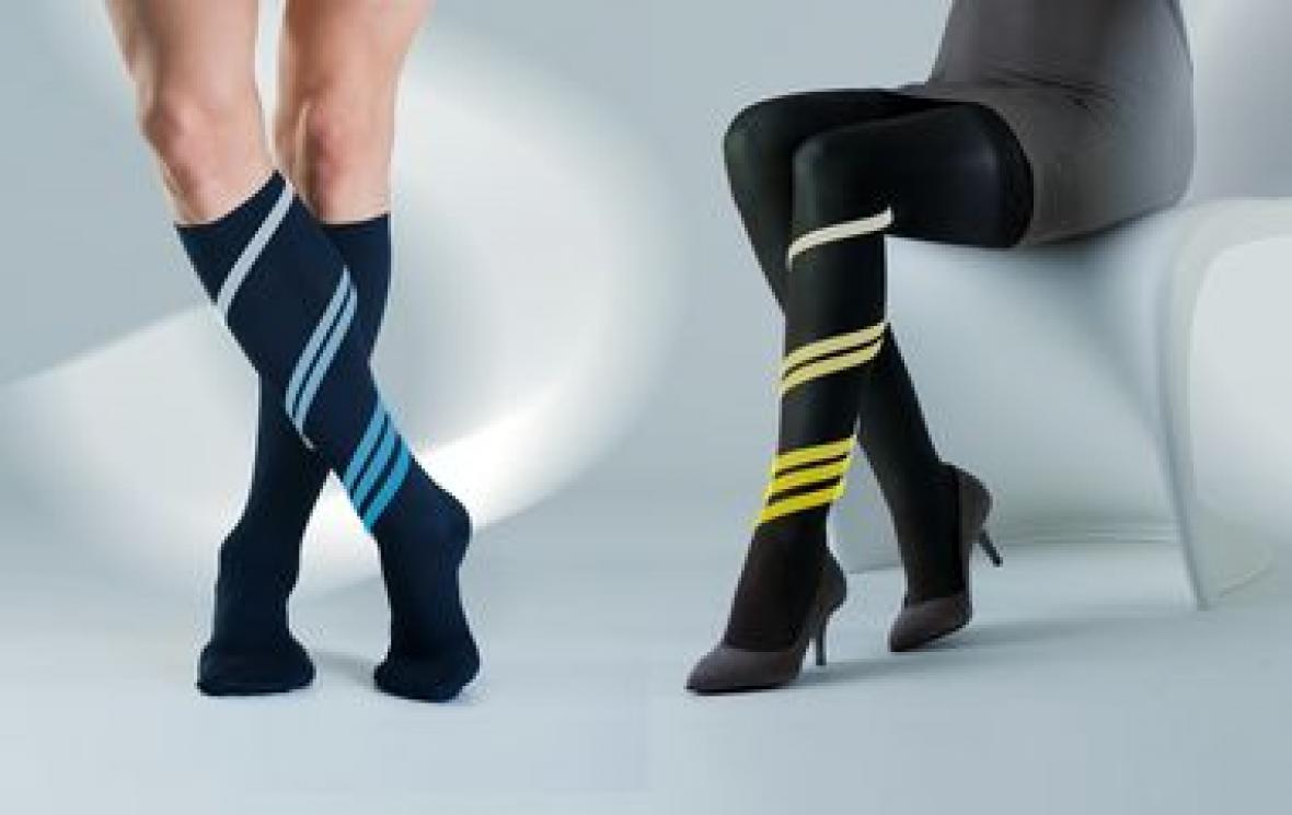 Sigvaris kompresinės kojinės ir pėdkelnės