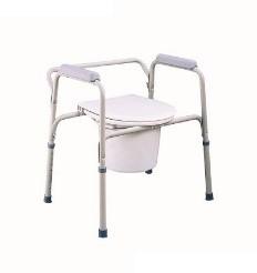 Tualetinė kėdė slaugai