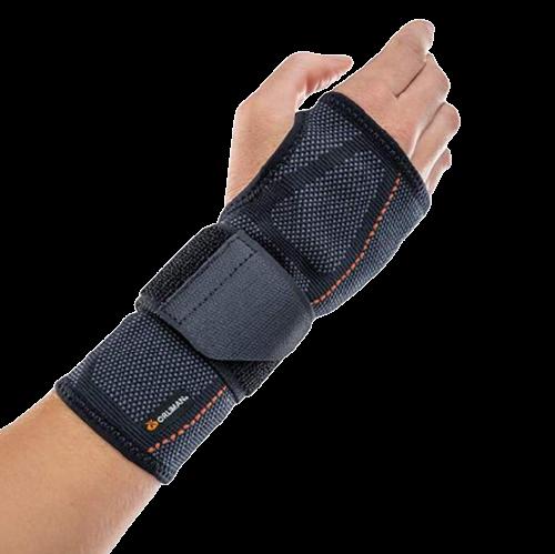 Orliman riešo įtvaras