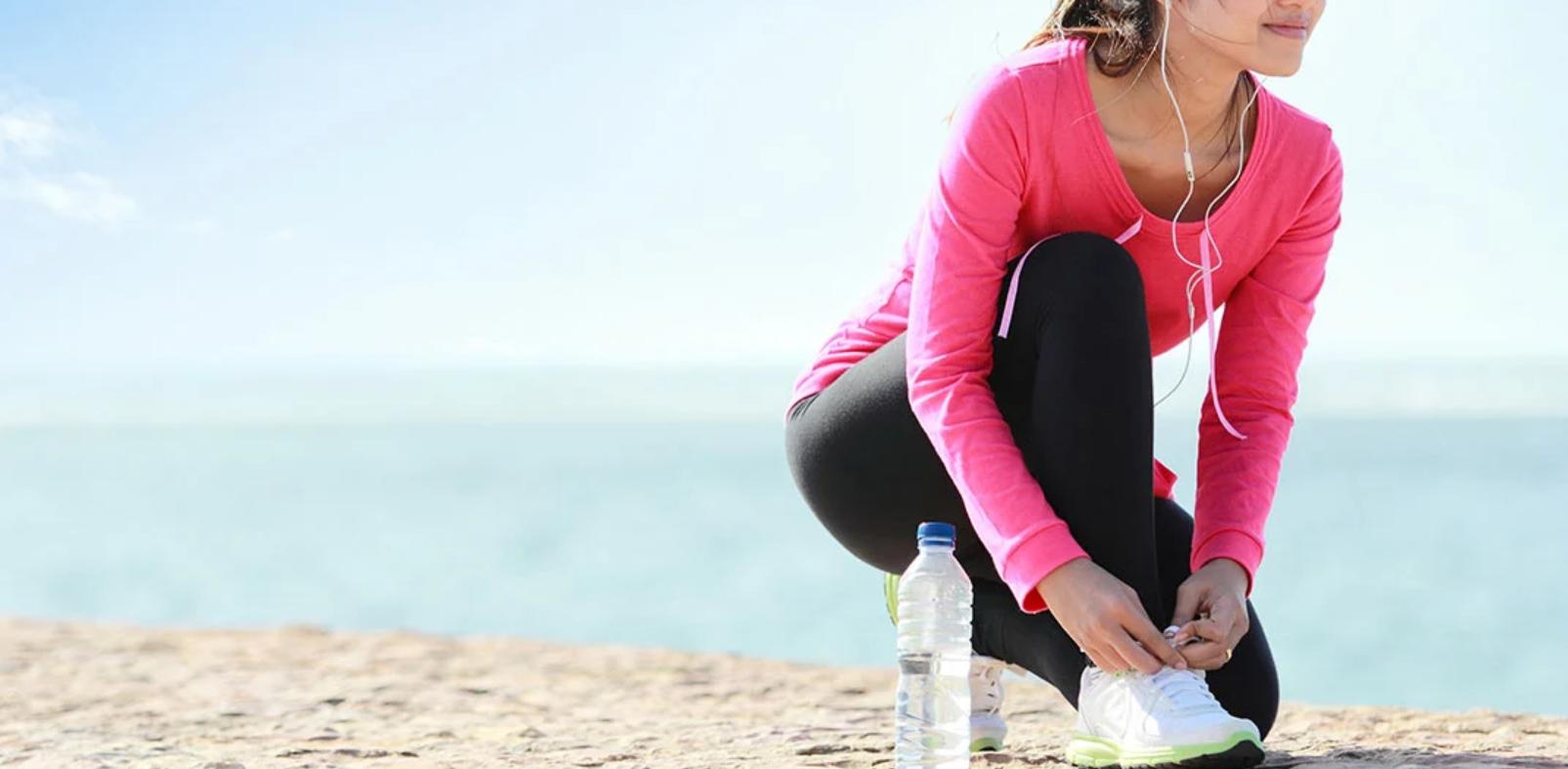 Kompresinės terapijos priemonės aktyvaus laiksvalaikio ar sporto metu